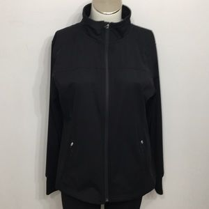 Mondetta Lightweight Black Jacket Size XL
